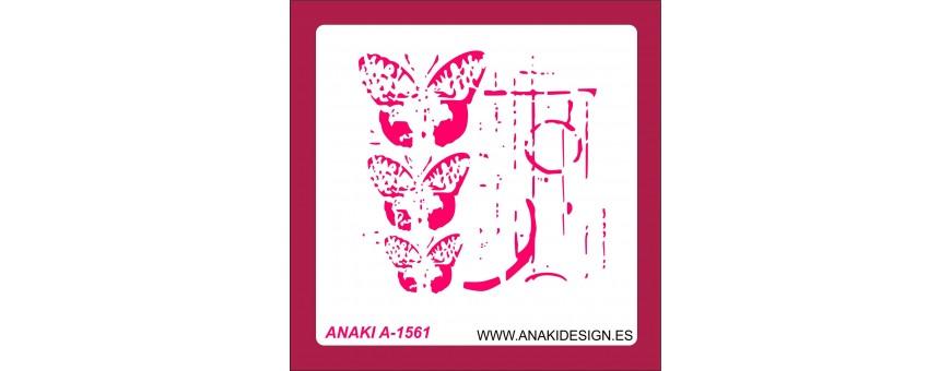 Stencils 13X13