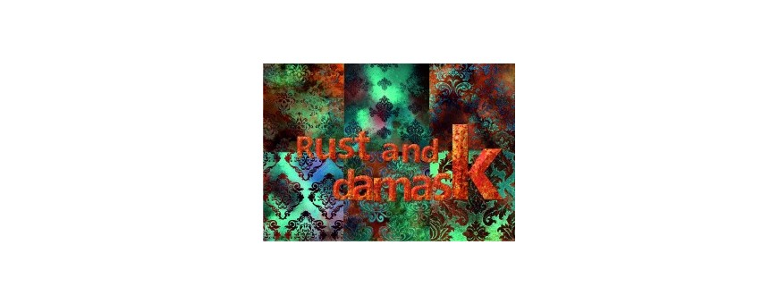 RUST&DAMASK